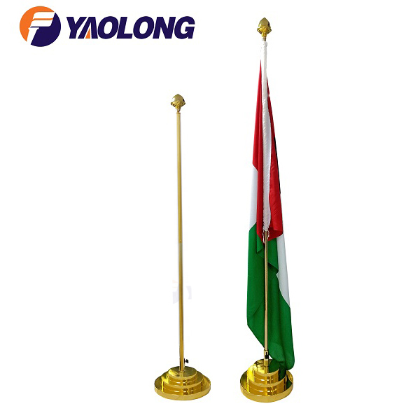 Indoor Flag Pole And Stand