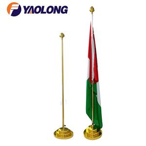 indoor flag pole