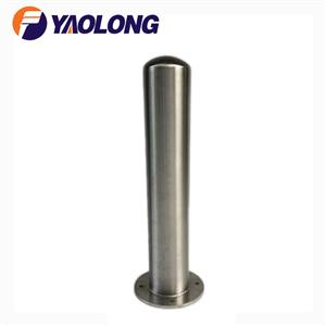 stainless steel fixed bollard for sale