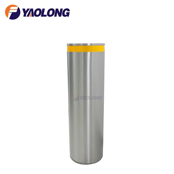 stainless steel safety traffic bollard cover