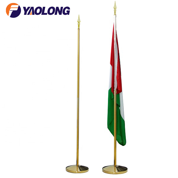 Stainless Steel Inside Flag Pole,Yaolong Flag Pole Supplier