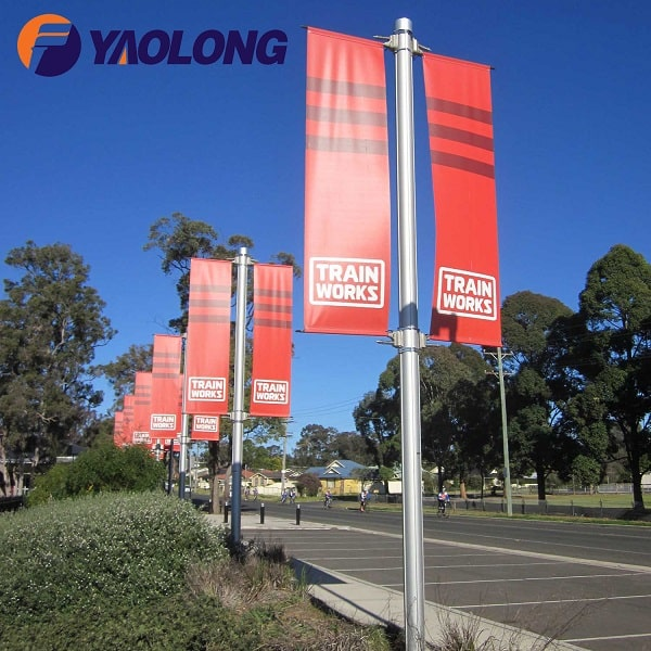 Outdoor Banner Poles For Sale,Yaolong Flag Pole Manufacturers