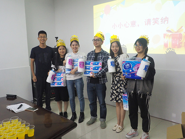 birthday party of aluminum composite board suppliers