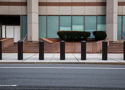 Bollards Spacing Installation Guide